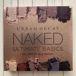 UD Naked Eyeshadow Palette Ultimate Basics
